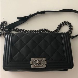 Chanel Boy Bag the first one RARE